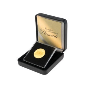 Zlatnik Wiener Philharmoniker od četvrtine unce, prednja strana