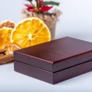 Drvena kutija za poluge