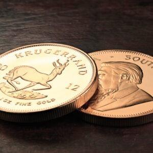 Zlatnik Krugerrand 1 unca, akcijska cijena