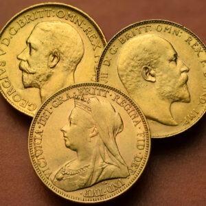 Zlatnik Sovereign