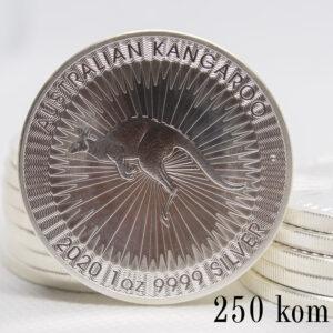 Srebrnjak Kangaroo uz količinski popust za 250 kom